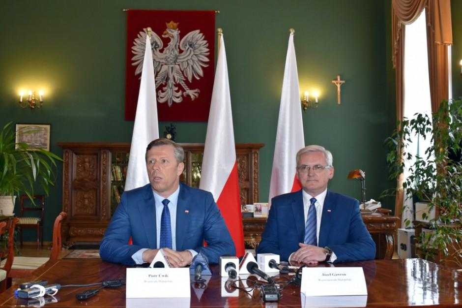 Piotr Ćwik, nowy wojewoda Małopolski, będzie miał tylko jednego zastępcę