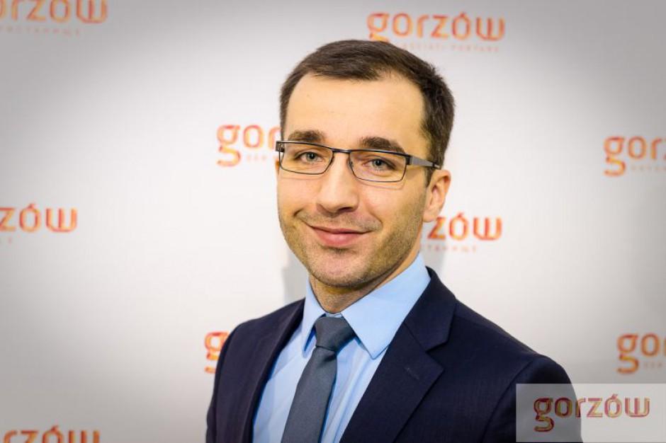 Będzie nowy sekretarz Gorzowa Wielkopolskiego. Łukasz Marcinkiewicz odchodzi