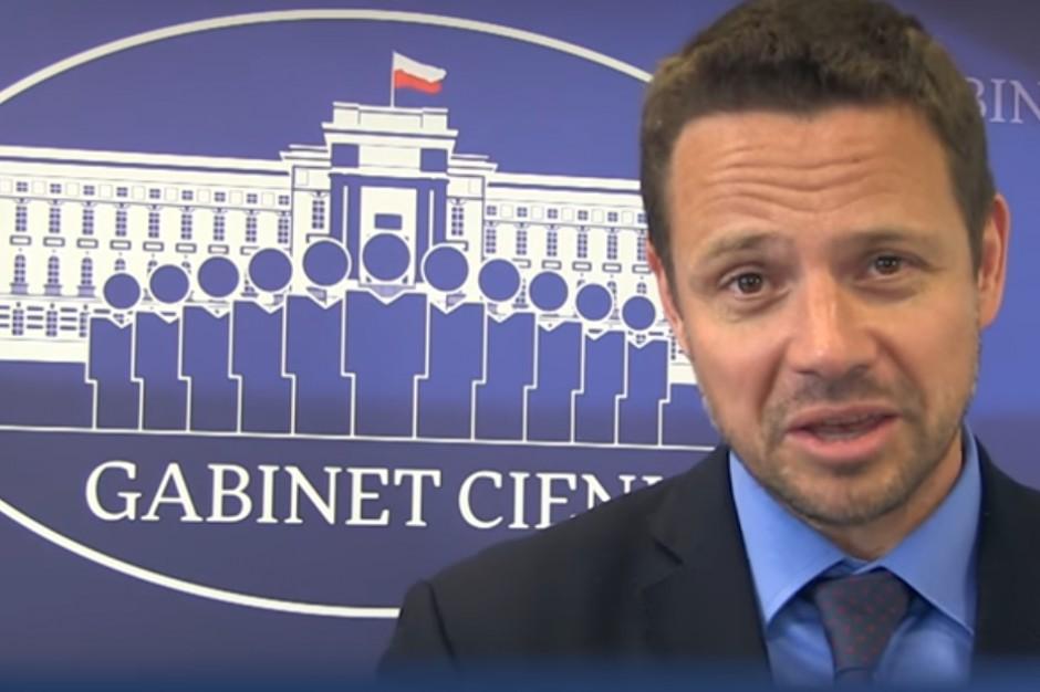 PO w Warszawie poczeka, kandydat na wybory samorządowe w 2018 r.