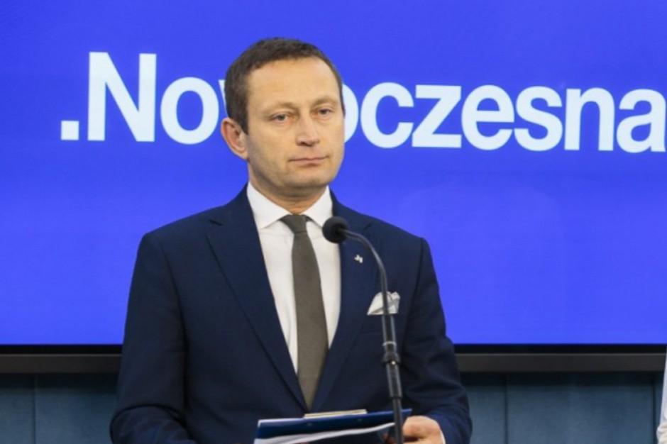 Wybory samorządowe: Ryszard Petru popiera kandydaturę Pawła Rabieja na prezydenta Warszawy