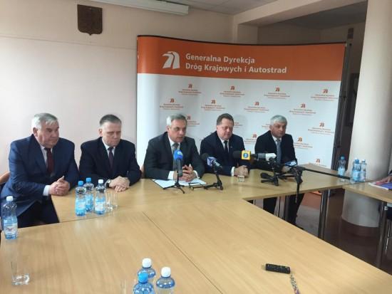 Via Baltica: Podpisano umowę ws. budowy drogi Suwałki-Budzisko