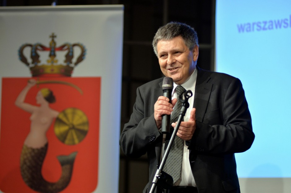 Władze Warszawa nagrodziły kilkuset laureatów olimpiad