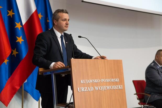 Wojewoda Mikołaj Bogdanowicz przypomina samorządom o dekomunizacji nazw ulic