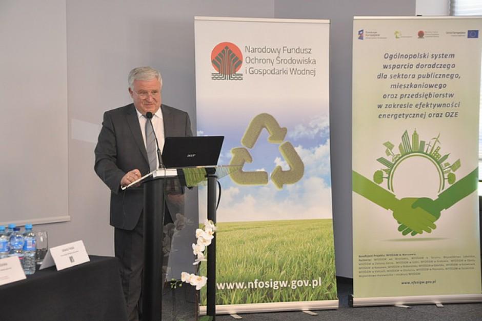 NFOŚiGW poszerzy współpracę z wojewódzkimi funduszami w zakresie poprawy jakości powietrza