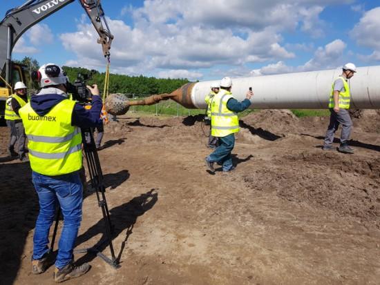 32,5 km gazociągu buduje Budimex na Dolnym Śląsku