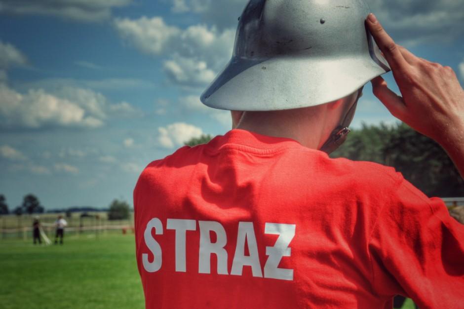 OSP: Strażacy ochotnicy dostaną dodatki do emerytury?