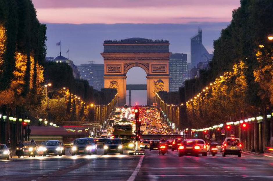 Paryż chce dróg, które obniżą hałas i temperaturę