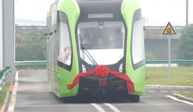 Wynalazek Chińczyków pokona autobusy, kolej i tramwaje?
