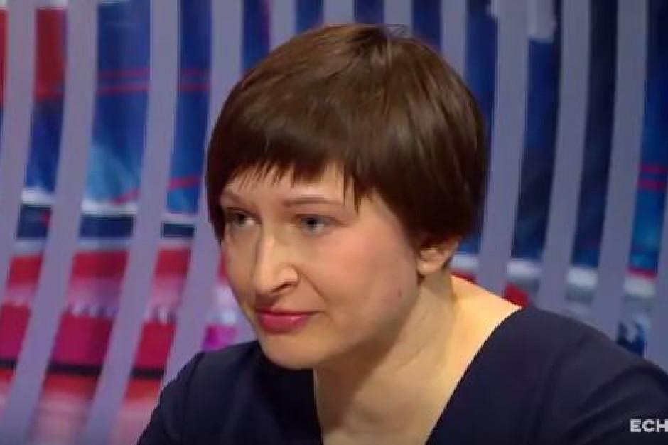 Małgorzata Bartyna-Zielińska ogrodnikiem miejskim Wrocławia