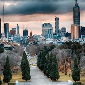 Miejsce 6 - Melbourne. To światowy lider w kategorii miast oferujących swym mieszkańcom dobre warunki życia. Doceniono także działania prośrodowiskowe.   Fot. pixabay.com