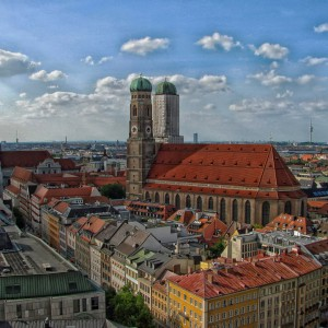 Miejsce 7 - Monachium. To niemieckie miasto to główny hub technologiczny w Europie. Swą pozycję zawdzięcza naciskowi, jaki się tu kładzie na badania i rozwój. W 2015 r. działało tutaj blisko 100 tys. start-upów.   Fot. pixabay.com