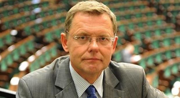 Tomasz Nowak (fot.mat.pras.)