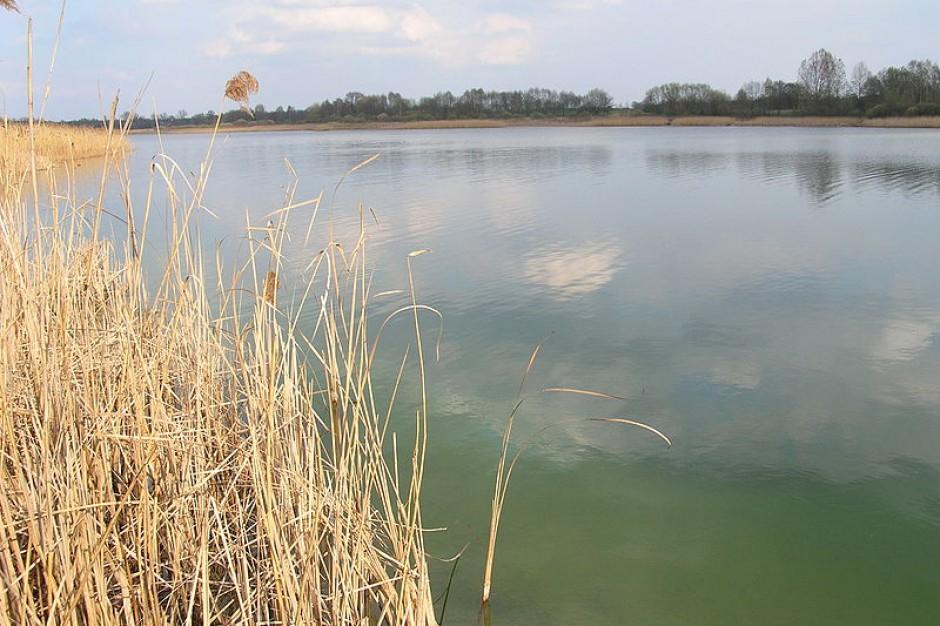 Wielkopolska: Odkrywki zagrażają jezioru Wilczyńskiemu. Resort zapowiada pomoc