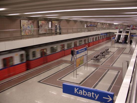 Metro. Warszawa wybiera jak będą wyglądać stacje II linii metra