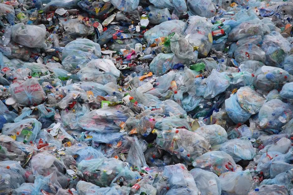 Gospodarka odpadami: Trzy lata od reformy śmieciowej, a tu śmieci usypują na wielką górę