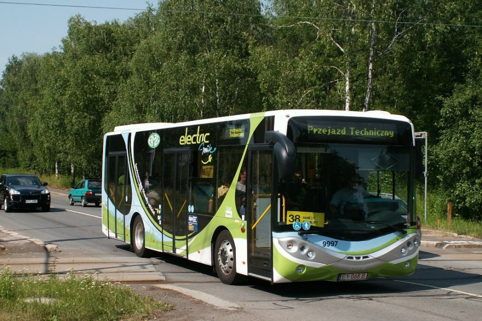 Powstanie polski autobus elektryczny. Wybuduje go konsorcjum Polski-E-bus