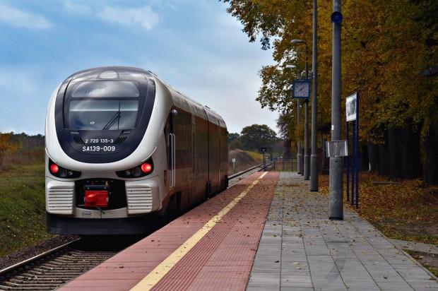 Rusza przebudowa trasy kolejowej Poznań-Warszawa