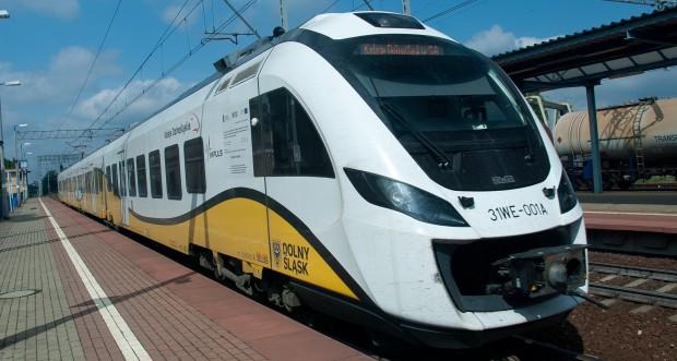 Dolnośląskie: szybciej dojedziemy pociągiem do Głogowa