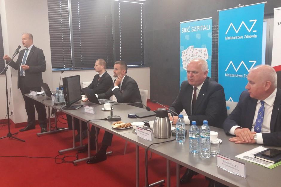 Ministerstwo Zdrowia, sieć szpitali: Minister zdrowia mówił o szczegółach reformy