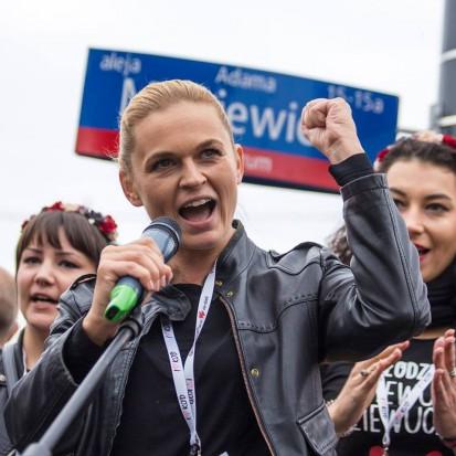 Barbara Nowacka: Bez samorządowców lewicy, niewiele w Polsce się zmieni