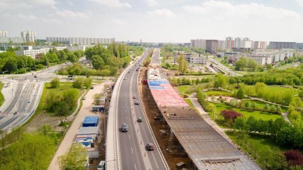 Poznań: Trasa katowicka z kolejnym dofinansowaniem