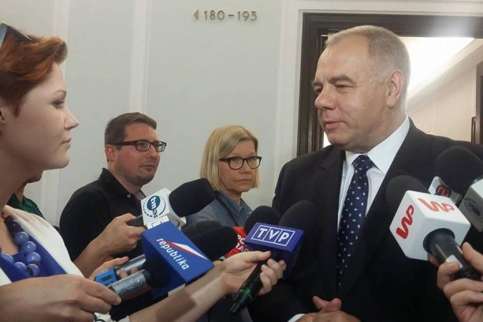 Jacek Sasin: Gronkiewicz-Waltz nie ma prawa odmówić stawienia się przed komisją weryfikacyjną