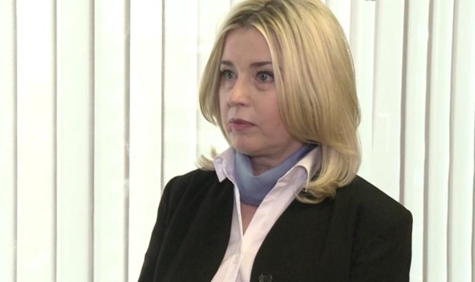 Agnieszka Sałek, dyrektor ds. handlowych w Quick Service Logistics Polska (fot. newseria.pl)