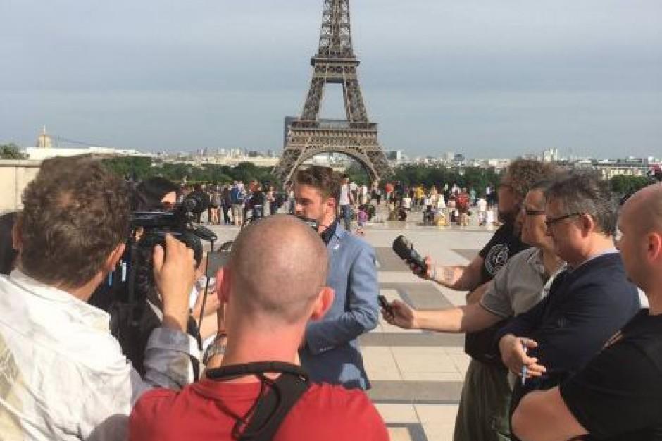 Paryż. Łódź liczy się w walce o Expo 2022