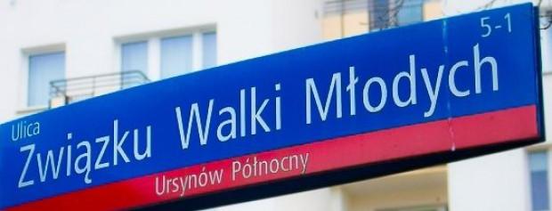 Warszawa, dekomunizacja: Czy znikną ulice ZWM, Modzelewskiego i Rudnickiego?
