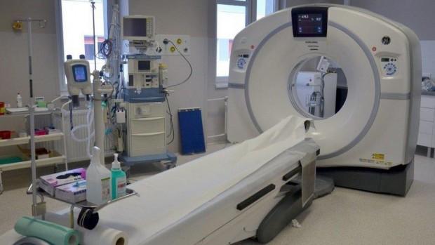 Gdańsk: Nowy tomograf, dokładniejsze badanie, niższe promieniowanie