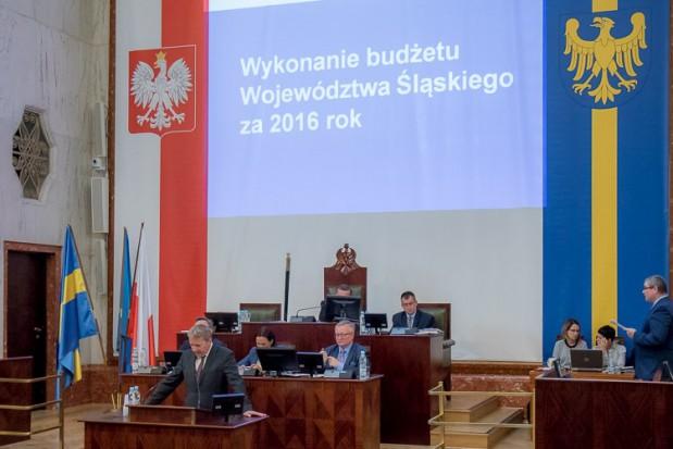 Śląskie z ponad 140 mln zł na plus. Jest absolutorium dla zarządu województwa