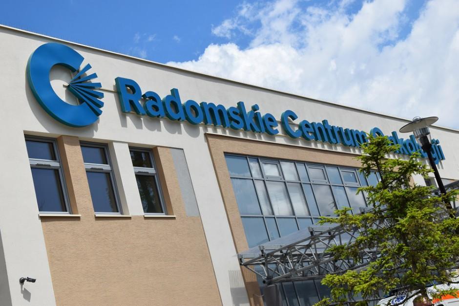 Radomskie Centrum Onkologii nosi imię Bohaterów Radomskiego Czerwca'76