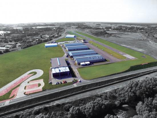 Śląskie: Lokalne lotnisko w Kaniowie otrzyma 1 mln zł na rozwój