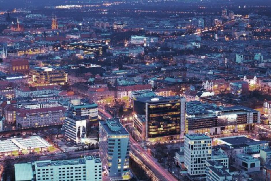 Wrocław to miasto, które rozwija się najszybciej w Polsce