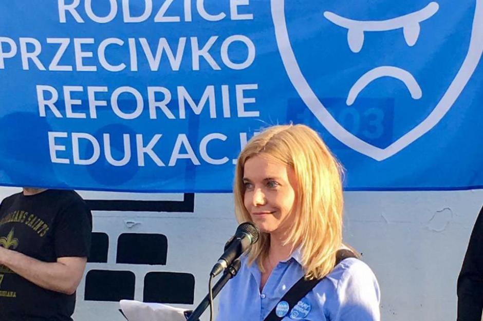 Referendum w sprawie reformy oświaty i likwidacji gimnazjów w Sejmie