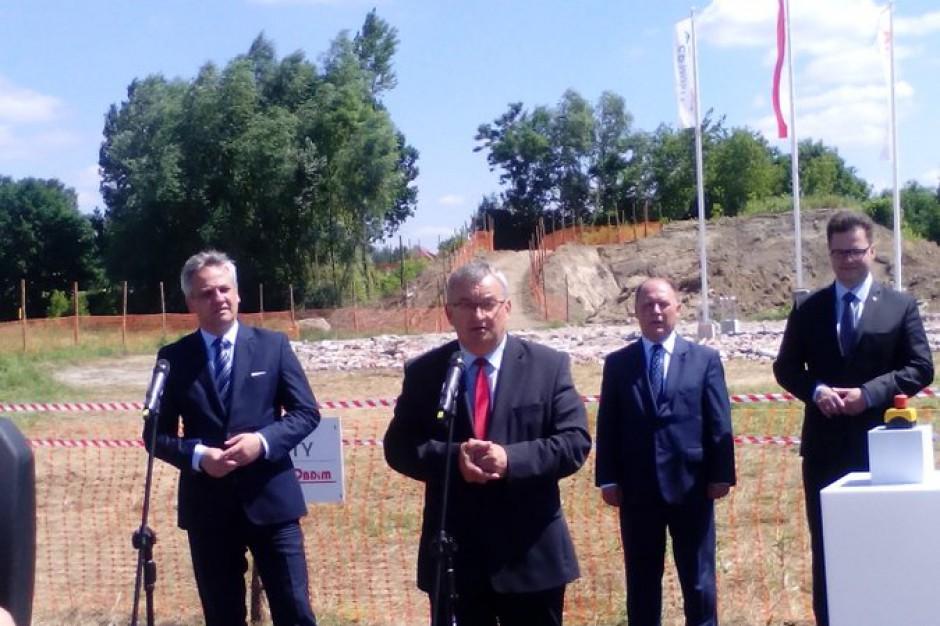 Andrzej Adamczyk: Południowa obwodnica Warszawy gotowa do połowy 2020 r.