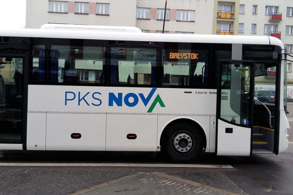 Augustów i Siemiatycze bez dworców PKS. Firma PKS Nova zamknie ich więcej