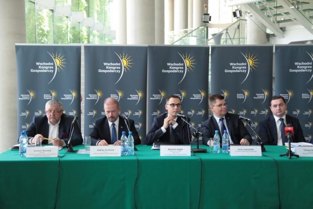 """IV Wschodni Kongres Gospodarczy: Samorządowcy poszukają """"Pomysłów na Wschód"""""""