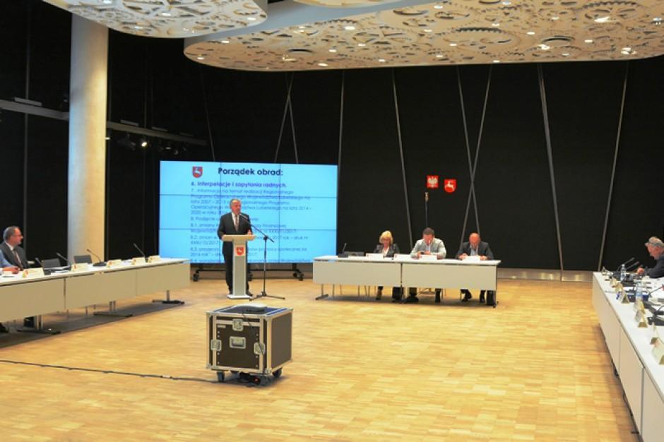 Zarząd województwa lubelskiego z absolutorium
