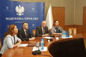 Skandal podczas posiedzenia Wojewódzkiej Rady Dialogu Społecznego w Opolu