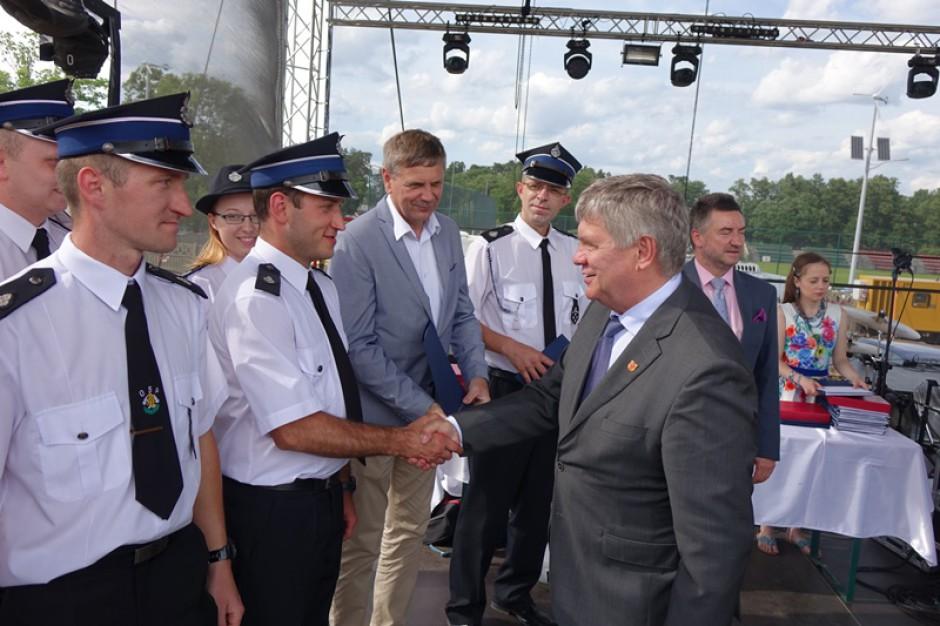 Milion złotych dla ochotniczych straży pożarnych w Łódzkiem