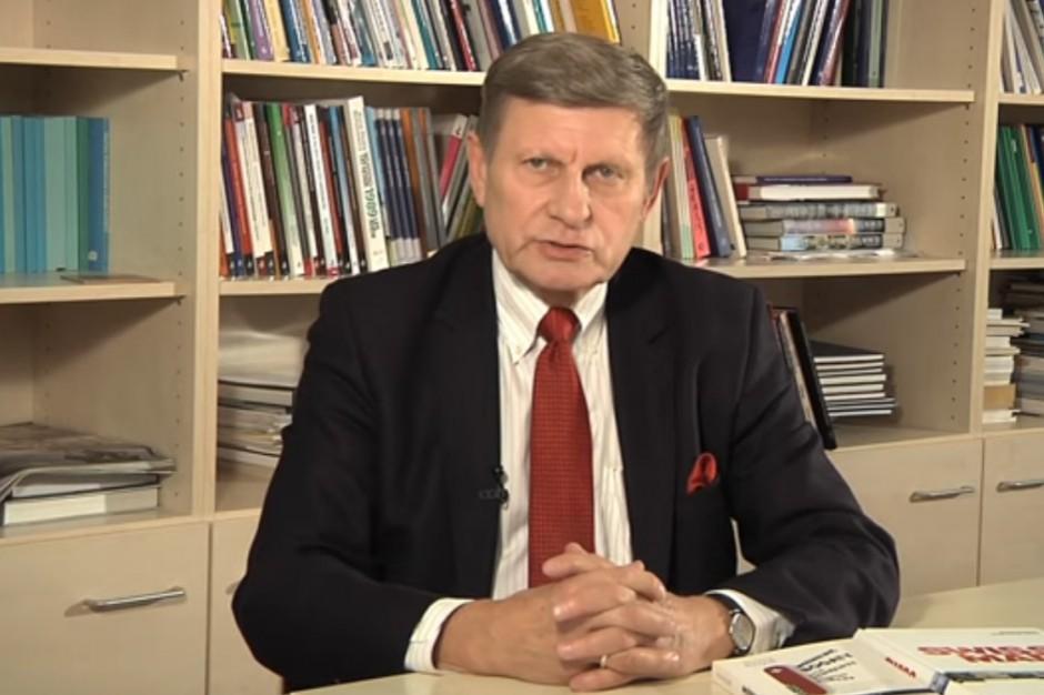 Leszek Balcerowicz o 500 plus: Pieniędzy nie ma. To wydatki finansowane na kredyt