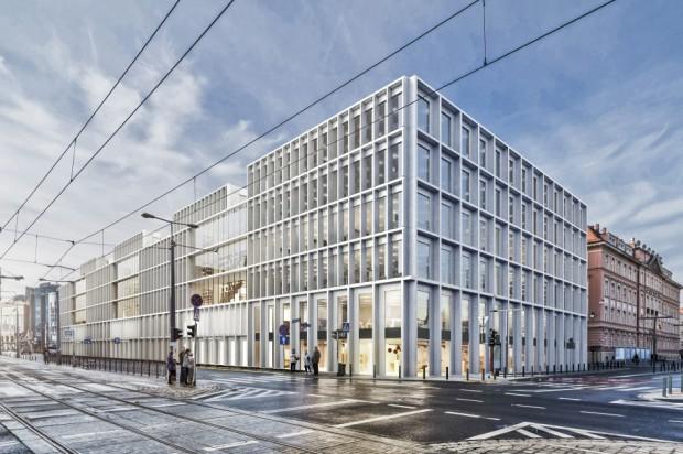 Nowy Targ: biurowiec we Wrocławiu otwarty dla mieszkańców