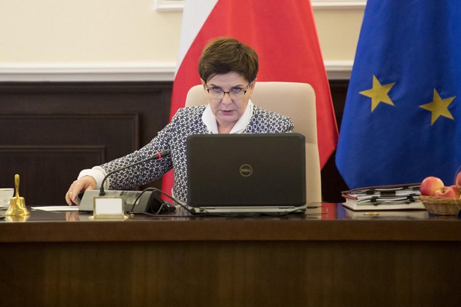Minister SWiA skierował sprawę metropolii w woj. śląskim na posiedzenie rządu