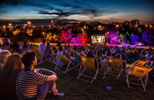 Warszawa, imprezy: Rusza Filmowa Stolica Lata