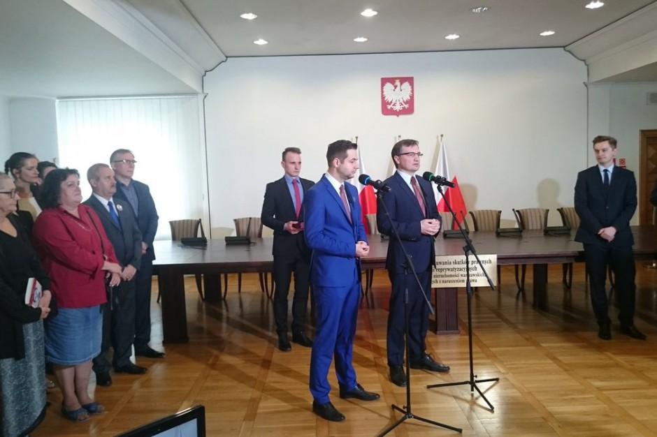 Reprywatyzacja w Warszawie. Jaki atakuje prezydent Gronkiewicz-Waltz