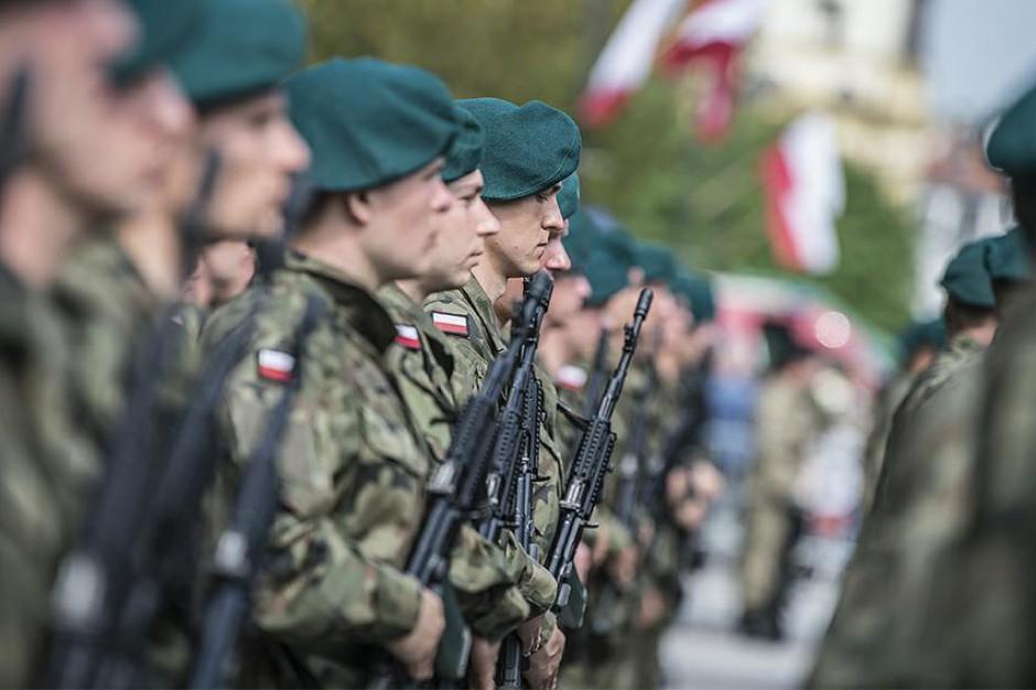 Obrona Terytorialna: Powstaną trzy nowe brygady Wojsk Obrony Terytorialnej. Gdzie?