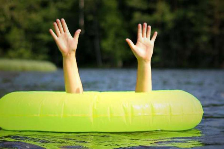 Mazowsze: Bezpieczne wakacji nad wodą. Ratownicy przypominają zasady