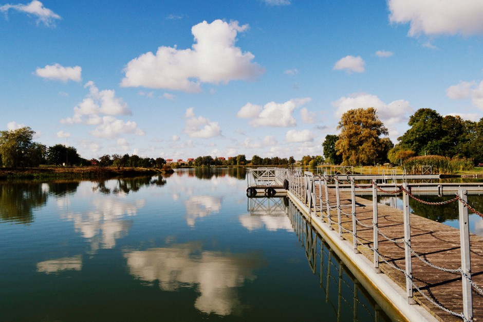Suwałki: Kąpiel w zalewie Arkadia znów możliwa od 1 lipca