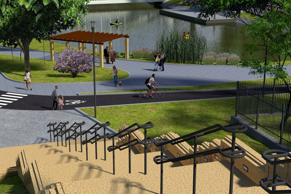 Tak będzie wyglądał Park Centralny w Świdnicy